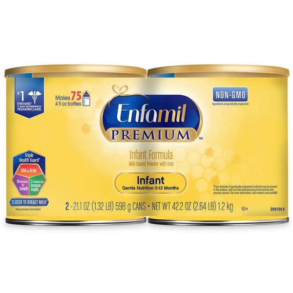 Costco Stock Quote: Enfamil® PREMIUM™ Infant Formula 2