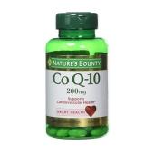 Nature's Bounty自然之宝 辅酶CoQ10胶囊 200mg 80粒 保护心脏延缓衰老