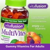vitafusion™ 成人小熊糖 复合维生素软糖 250粒