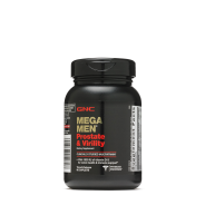 GNC Mega Men Prostate 前列腺保健综合维生素缓释片 90粒