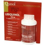 Qunol 天然强效护心辅酶CoQ10 100mg 120粒