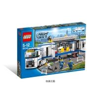 乐高城市系列60044流动警署LEGO CITY 玩具积木益智