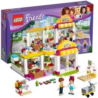 乐高好朋友系列 41118心湖城超级市场LEGO Friends 积木玩具