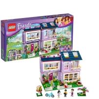 乐高好朋友系列41095艾玛的房子LEGO Friends 积木玩具拼搭