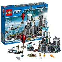 乐高城市组 60130监狱岛LEGO CITY 积木玩具拼插