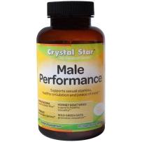 Crystal Star 男性功能 60粒素食胶囊
