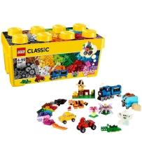 乐高经典创意10696经典创意中号积木盒LEGO 积木玩具拼搭趣味