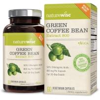 NatureWise 绿咖啡豆燃脂自然减重减肥药 60粒