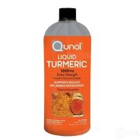 Qunol 液体姜黄素 1000mg护肝 橙味 900ml