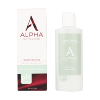 Alpha Hydrox温和水分泡沫果酸洗面奶/洁面乳177ml眼部卸妆保湿