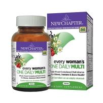 New Chapter 新章 女性每日一片综合维生素 48片