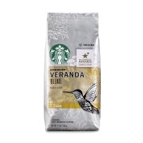 Starbucks 星巴克 非速溶烘焙黑咖啡粉 综合闲庭黑咖啡粉(轻度烘焙)