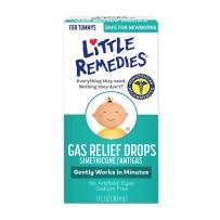 little remedies 西甲硅油婴儿防肠胃胀气宝宝肠绞痛 30ml