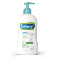 Cetaphil baby丝塔芙 倍润保湿润肤露 399ml 适合所有肤质  温和不刺激孕妇婴儿安心使用