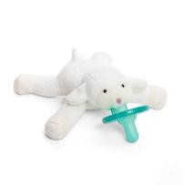 WubbaNub 可爱动物系列安抚奶嘴 羔羊婴儿奶嘴