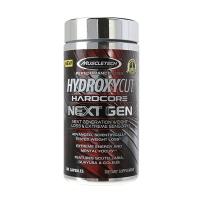 MuscleTech肌肉科技 Hydroxycut Hardcore次世代减脂胶囊180粒
