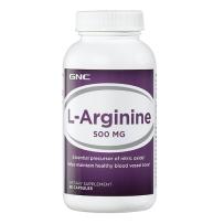 GNC L-Arginine 精氨酸 500mg  90片