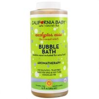 California Baby  加州宝宝 防流感泡泡浴 384ml