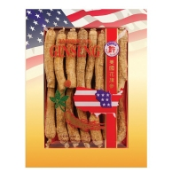 【美国直邮】许氏S103.4盒装 美国西洋参片西洋参段切片花旗参113g