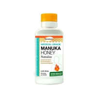 Manuka guard医疗级麦卢卡蜂蜜16+ MGO 600 姜桃 快速缓解胃灼热 DIGESTION消化系统 200g