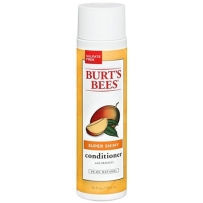 Burt's Bees  小蜜蜂  超级闪亮芒果护发素  295ml