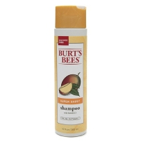 Burt's Bees 小蜜蜂 超级闪亮芒果去屑洗发水  295ml
