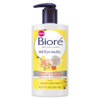 Biore Blemish ice美国碧柔水杨酸冰爽洁面乳洗面奶200ml控油