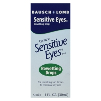 Bausch & Lomb Sensitive博士伦敏感眼睛补水滋润滴眼液 30ml