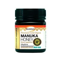 Manuka guard 黄金版麦卢卡蜂蜜12+ MGO 400 GASTROINTESTINAL呵护肠道 250g
