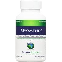 美国迈轻Enzyme science Myomend 维护肌肉关节功能 120粒