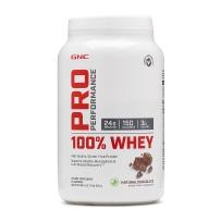 GNC新包装  100%纯乳清蛋白粉 2.11磅超大装 巧克力味