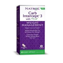 Natrol-Carb Intercept减肥瘦身瘦腰瘦腿必备60粒胶囊