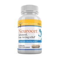 NORDIC CLINICAL Neurocet 快速舒缓关节疼痛缓解炎症3合1止痛配方30粒
