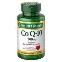 Nature's Bounty自然之宝    辅酶 CoQ10 胶囊 200mg  80粒