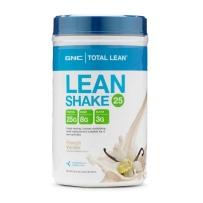 GNC Total Lean体重管理系列代餐粉奶昔法国香草味
