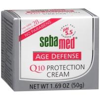 Sebamed施巴 Q10抗皱抗衰老修复保湿面霜 50g