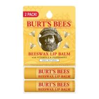 小蜜蜂蜂蜡护唇膏 两支装 (2*4.25g)