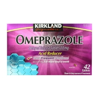 Kirkland Signature柯可兰奥美拉唑Omeprazole 20 mg42粒