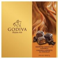 高迪瓦Godiva歌帝梵什锦甜点夹心巧克力132G