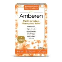Amberen 更年期缓解潮热盗汗失眠情绪波动肌肉疼痛1个月的供应