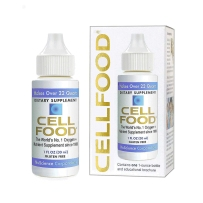 Cell Food 细胞食物浓缩液 30ml 富氧矿物质 FDA认证 1支
