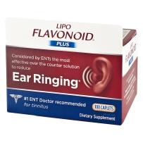 Lipo-Flavonoid Plus神经性耳鸣美尼尔综合症100粒