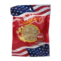 【美国直邮】WOHO#120.美国花旗参大号纤维8oz 袋装