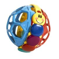 BabyEinstein小小爱因斯坦柔软球婴儿手抓球摇铃软球玩具