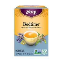 Yogi Tea瑜伽洋甘菊茶花茶 静心解压舒缓压力焦虑舒敏16小包