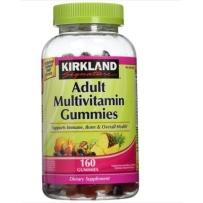 Kirkland  可兰 成人綜合维生素软糖  160粒