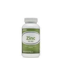 美国GNC 锌zinc 葡萄糖酸锌片 50mg250粒
