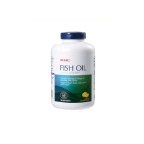 GNC健安喜 omega-3 浓缩深海鱼油 软胶囊1000mg 360粒