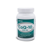 GNC 健安喜辅酶q10软胶囊 400mg 60粒 保护心脏