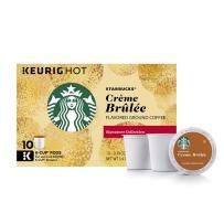 Starbucks 星巴克 非速溶咖啡胶囊 10支装 焦糖布丁咖啡(调味咖啡)